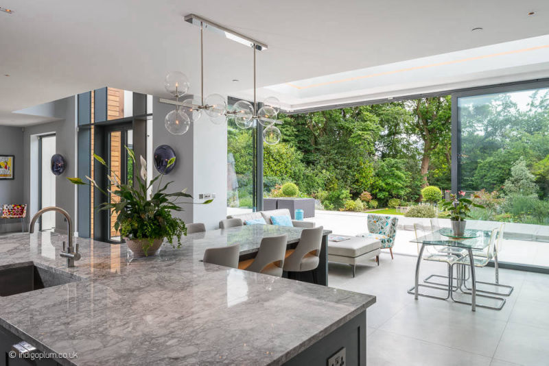 New Home by MB Master Builders Construction Company-London