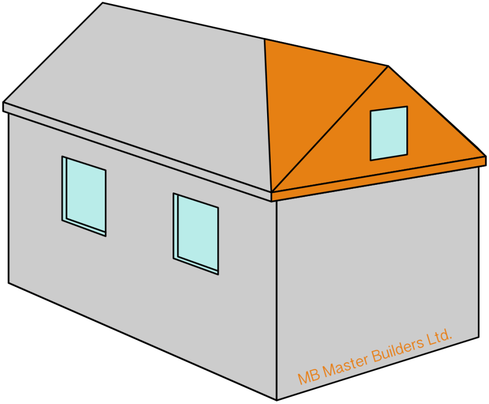 Types of Loft Conversions Hip to Gable