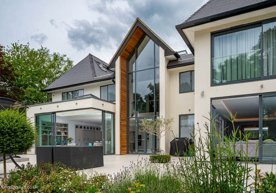 Modern New Home Built by MB Master Builders, Construction Company in North London