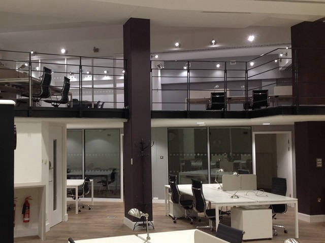 Office renovation in Central London - MB Master Builders