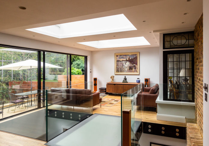House extensions London and Hertfordshire